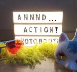 Annnd...Action! Photo Booth - Granada Hills, CA