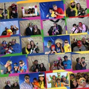 A Celebration with Annnd...Action! Photo Booth as an Activity! Dads LOVE the photo booth. :)