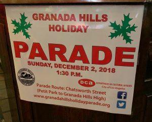 Granada Hills, California